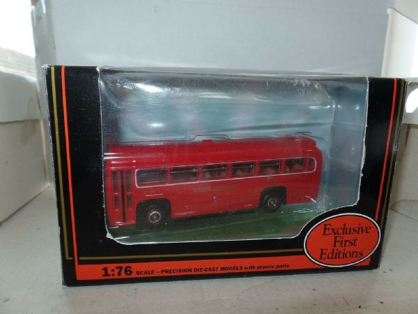 EFE 23205 AEC RF Bus Coach London Transport GreenLine 710 Crawley MIMB