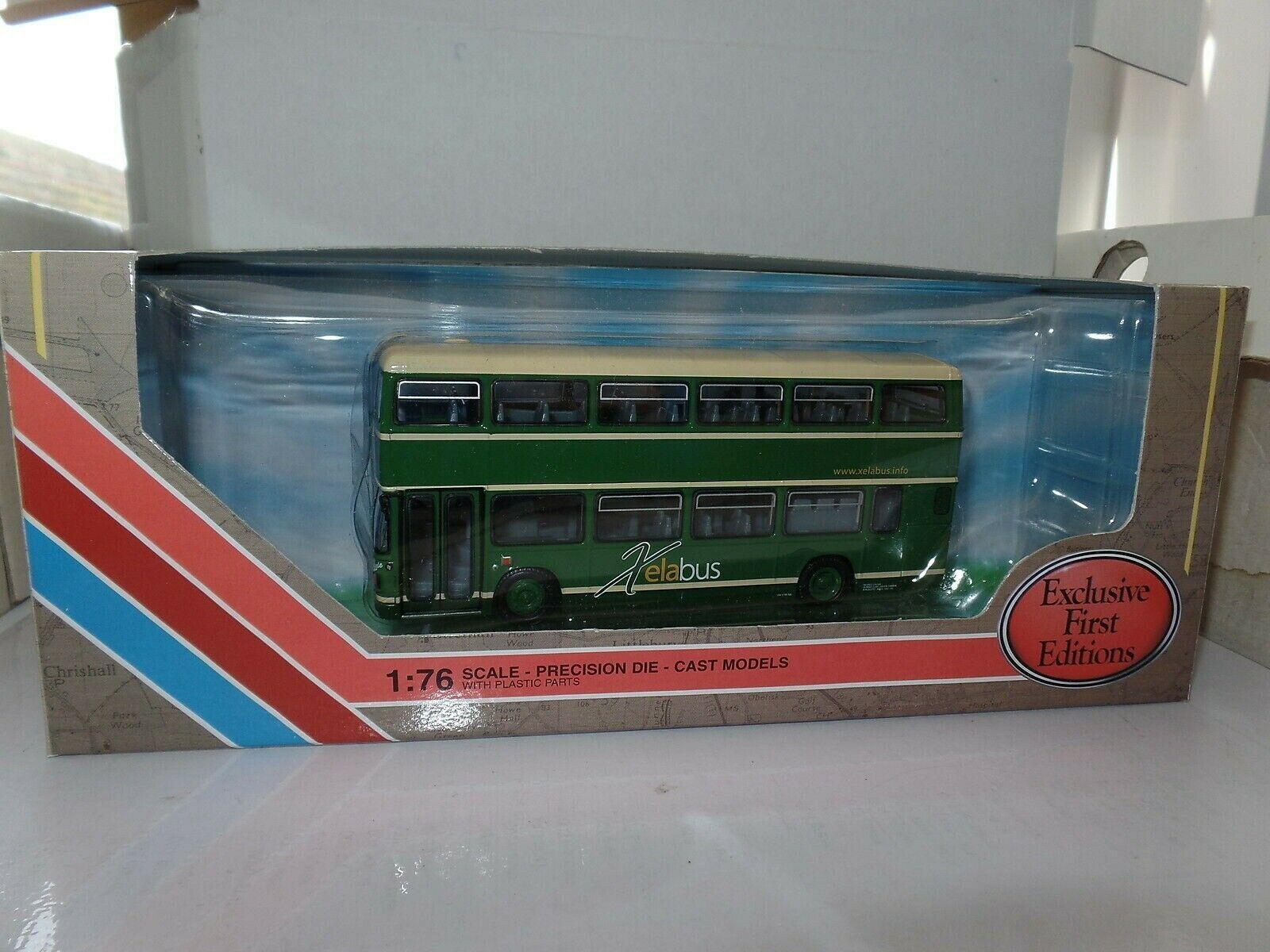EFE 34907 Leyland Olympian Coach Bus Xelabus Southampton Itchen