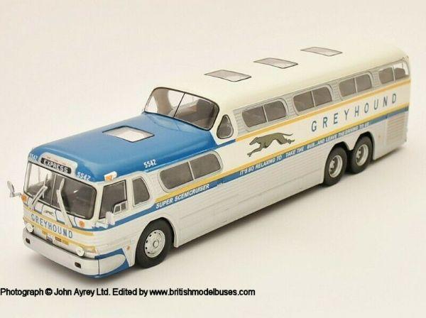 Bus Saviem Chausson SC1 Marocco 1960-1:43 Hachette Diecast Model Car HC71