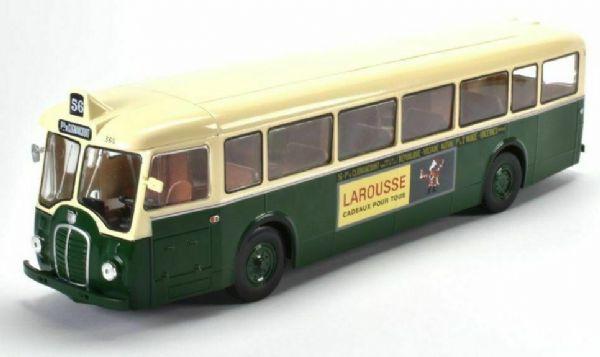 BUS003 OPO 10 Bus SAURER L4C Switzerland 1959 1//43