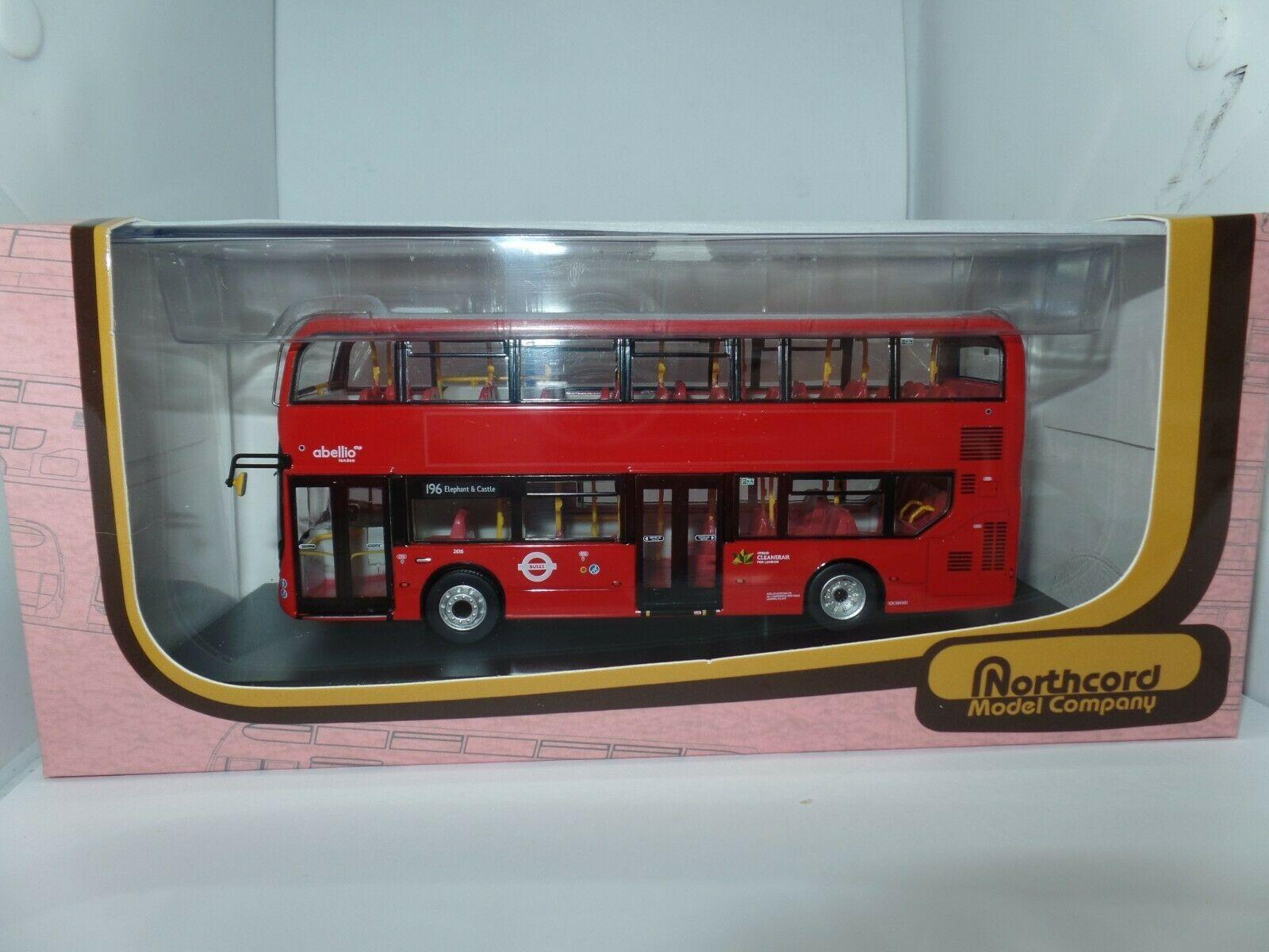NORTHCORD UKBUS6509 ADL Enviro400MMC Abellio London Transport