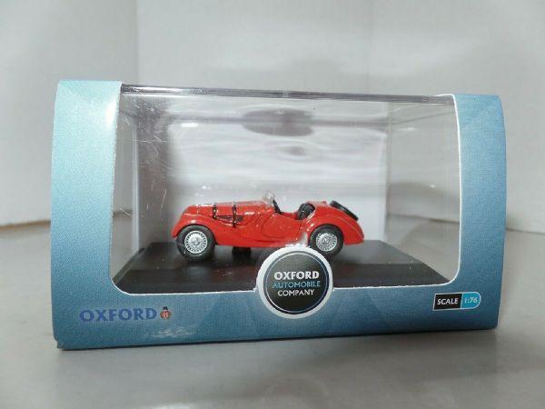 Oxford 76BM28001 BM28001 1//76 OO Scale BMW 328 Mille Miglia 1938 Fane And James