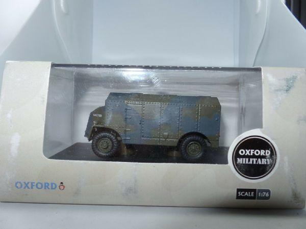 OXFORD DIECAST 76DSC006 1:76 OO SCALE Daimler Dingo Scout Car Libya 1942