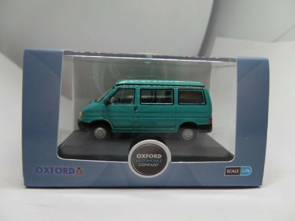 Oxford 76T25004 T25004 1//76 OO Scale Volkswagan VW Transporter T25 Orange Van
