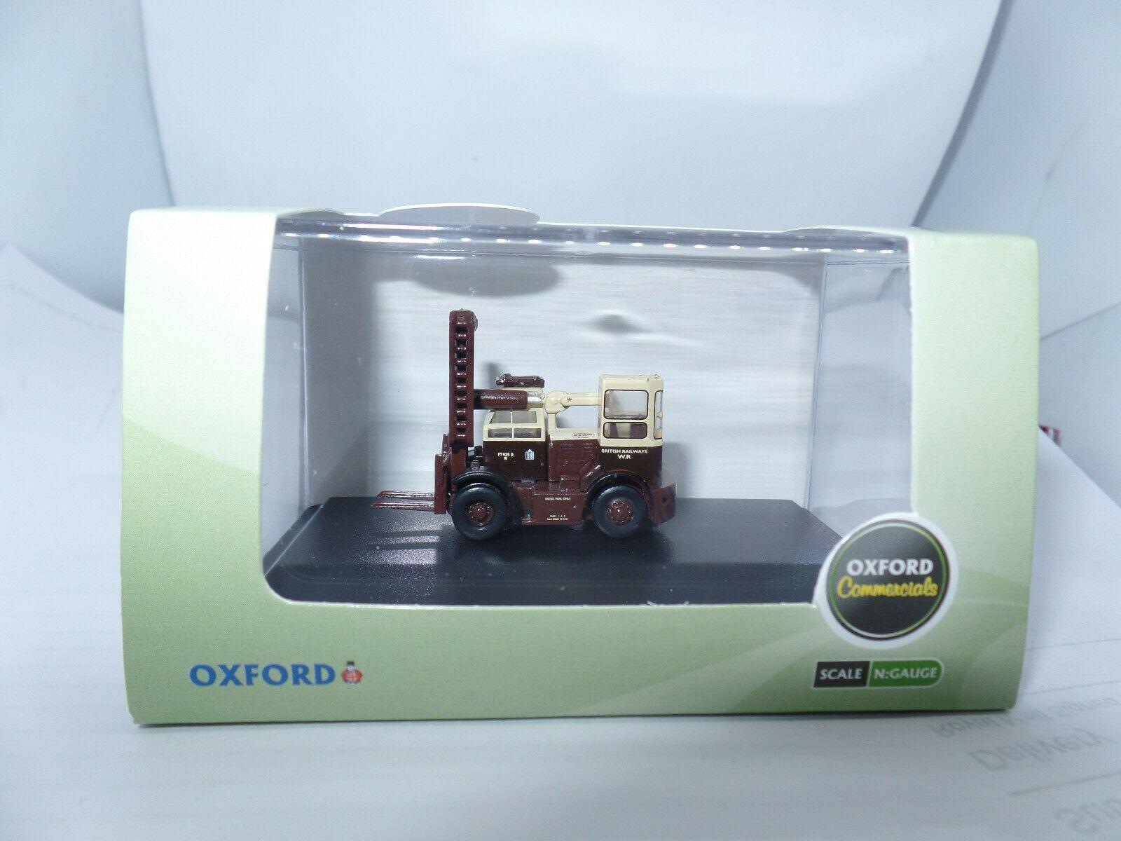 Oxford nsdf 002 N jauge Shelvoke /& Drewry freightlifter British Rail
